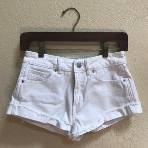 PacSun (Kendall & Kylie) White Shorts